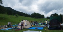 キャンプサイトオープン!!