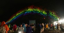 ところ天国に架かる虹
