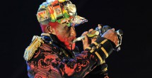 LEE SCRATCH PERRY with MAD PROFESSOR
