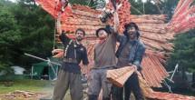 木の海賊「Treepirate」が大活躍!