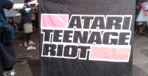 ATARI TEENAGE RIOT フラッグ合戦