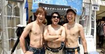 フジピープル〜locofrank木下さん、カメラマン三吉ツカサさん、773Four RECORDS櫻井さん〜