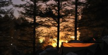 フジ百景〜キャンプサイト