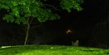 最終日深夜、終わりの風景