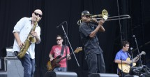 GALACTIC with Special Guests Corey Glover (of Living Colour), and Corey Henry (Rebirth Brass Band)