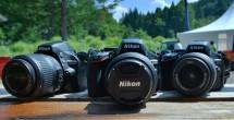Nikonが映し出すフジロックの景色