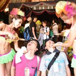 カフェドパリではテキーラ祭り!