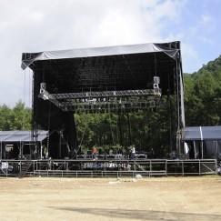 祭りのあと:ホワイト・ステージ