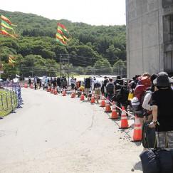 祭りのあと:キャンプ・サイト〜場外
