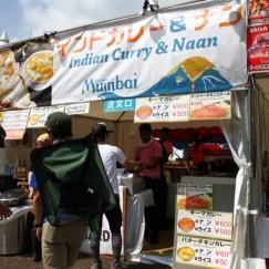 初出店:インド料理 ムンバイ