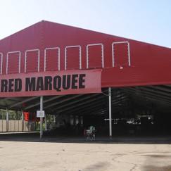 【会場紹介】RED MARQUEE