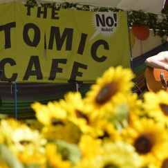 ATOMIC CAFE : TOKIKO KATO