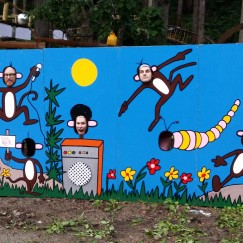 Quit monkeying around and get to Fuji Rock