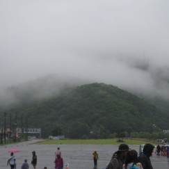 FujiRock in the Misty Mountains