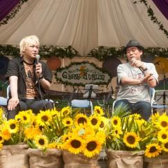 ATOMIC CAFÉ TALK [Tsuda Daisuke, Otomo Yoshihide]