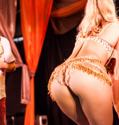 BIG WILLIE'S BURLESQUE 'WILLIE GOES REGGAE'