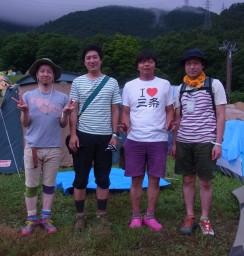 突撃!テント訪問 #02