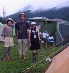 突撃!テント訪問 #05