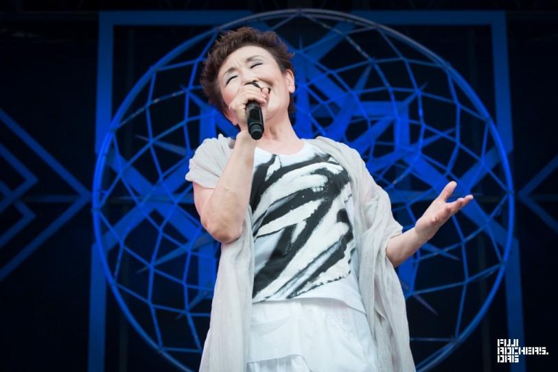 Kato Tokiko with Love Farmers