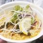 カレー食べくらべ:ナムチャイ