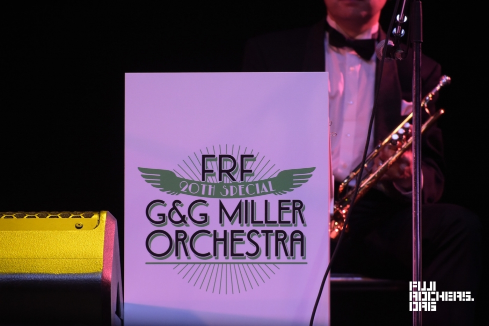 FRF 20th SPECIAL G&G Miller Orchestra