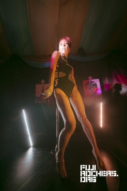 オールナイト・フジを彩った美女ダンサーたち