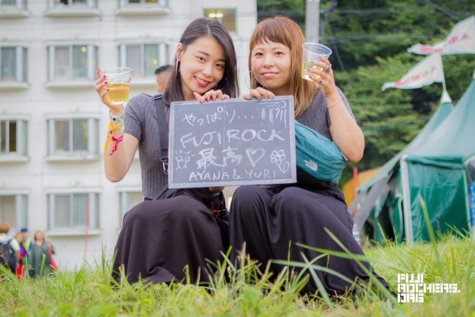 フジロック・ガールズコレクション #01