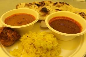カレー食べくらべ:ムンバイ