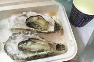 牡蠣日本酒セット