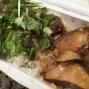 豚の角煮丼