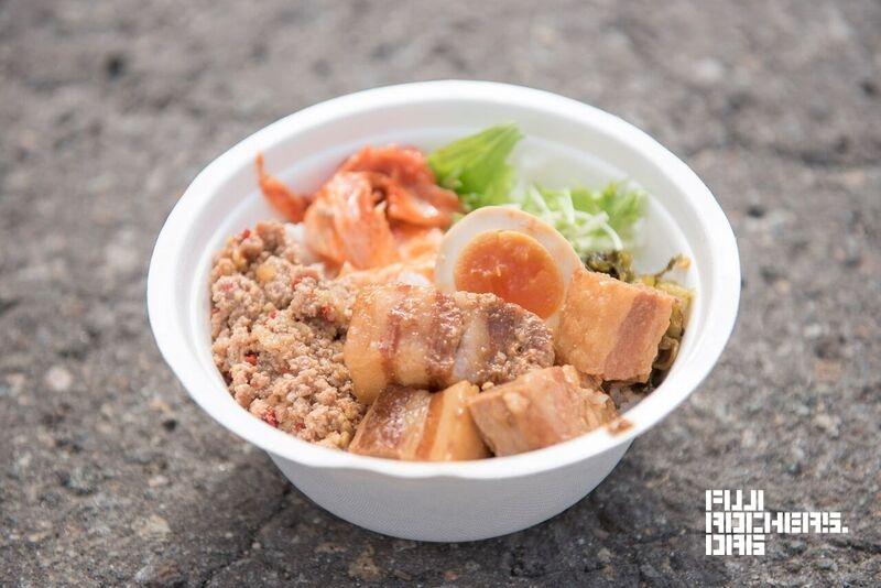 台湾ルーロー飯
