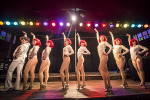 THE CABARET CATS' REVUE with JVC FORCE TYO