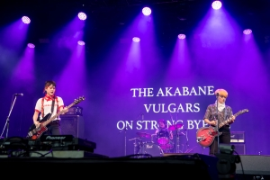 The Akabane Vulgars On Strong Bypass
