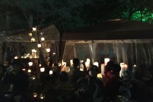Lighting up the world food court