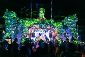 AGERO DJ's (Bryan, Ayashige, DJ Tasaka)