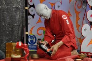 浜崎健「RED TEA CEREMONY」がフジロックで!