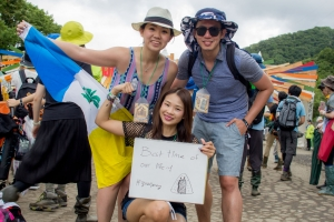 Message for Fujirock #93