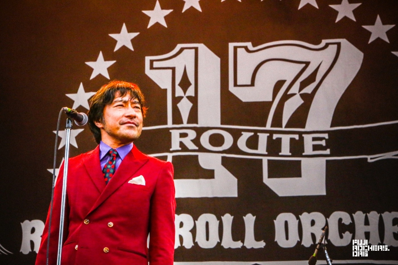 """ROUTE 17 Rock'n'Roll ORCHESTRA (feat. 加山雄三、ELVIN BISHOP、仲井戸""""CHABO""""麗市、トータス松本)"""