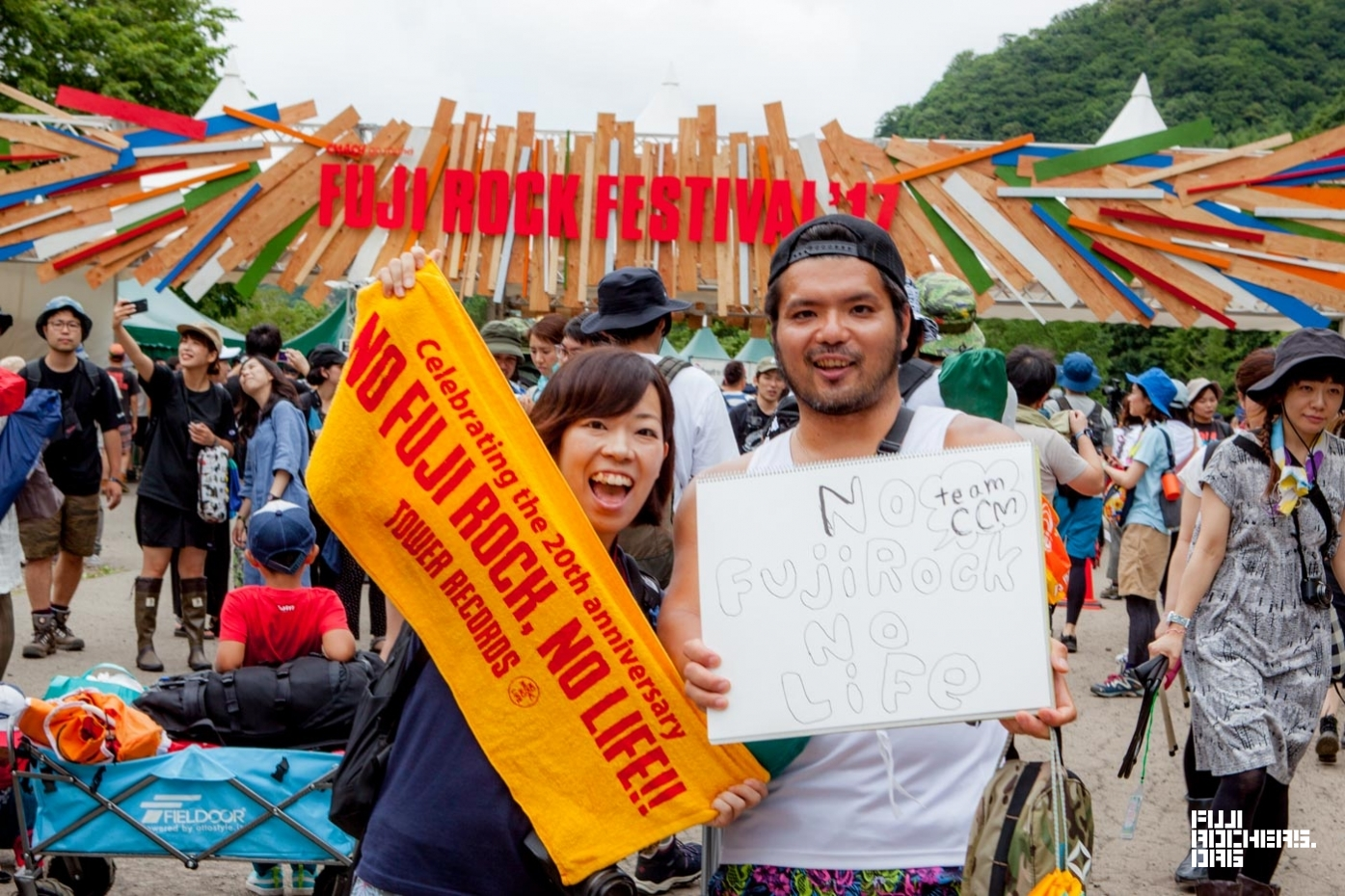 Message for Fujirock #02