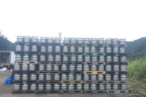 【速報!】ビール様、到着!