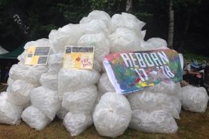 ゴミも積もれば資源になる!