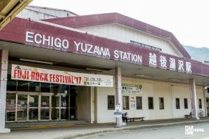 Echigo Yuzawa St. is ready for Fuji Rock!