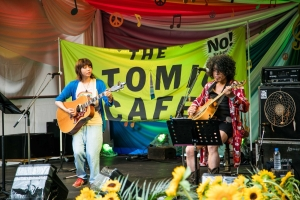 ATOMIC CAFE : Nao Matsuzaki & Taiji Sato (theatrebrook)
