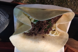 Wrapping Your Mind Around Philly Cheesesteak