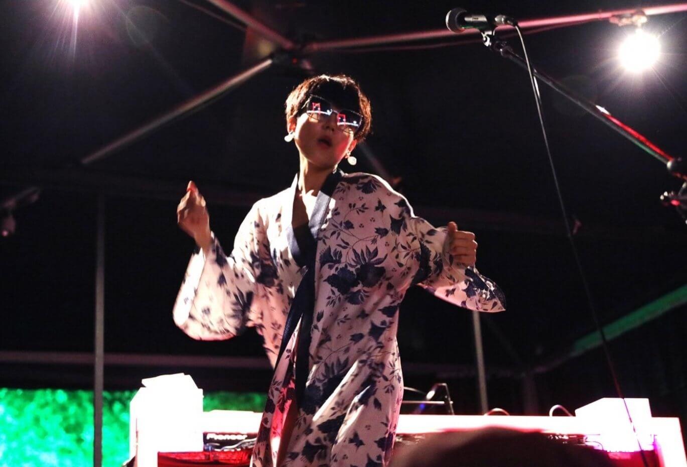 菊地成孔(DJ) feat. SPANK HAPPY