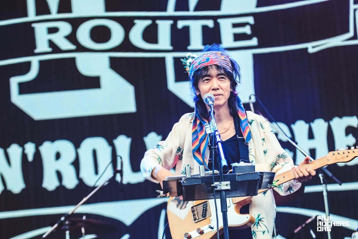 """ROUTE 17 Rock'n'Roll ORCHESTRA (feat. 仲井戸""""CHABO""""麗市、甲本ヒロト、奥田民生、トータス松本)"""