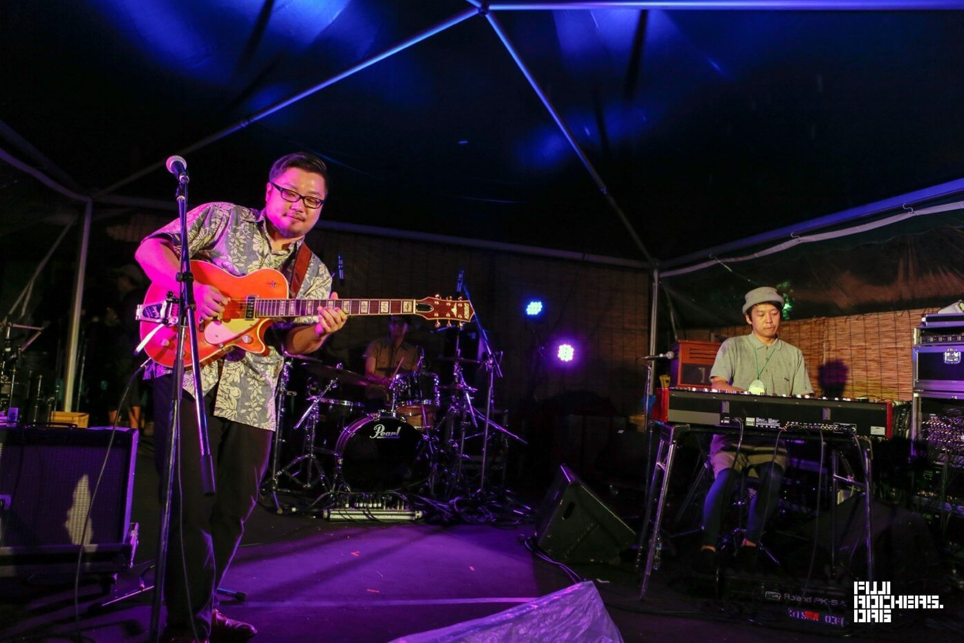 井上大地 & Izakaya Band