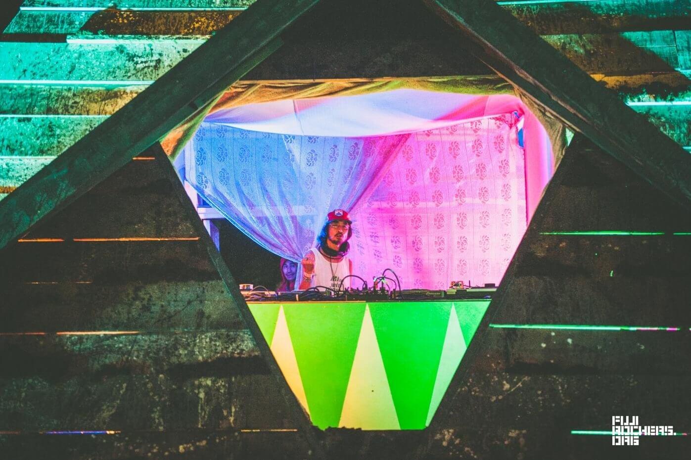 DJ/TAN IKEDA