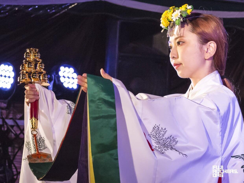 日本伝統舞台芸術「雅楽」