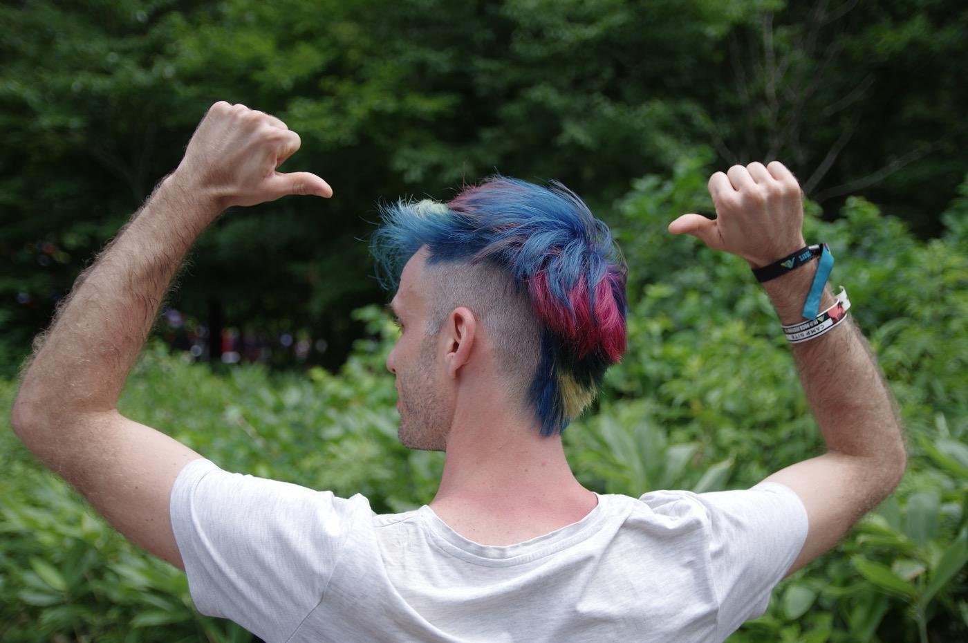 髪色選手権 #2